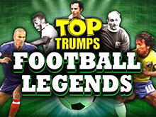 Top Trumps Football Legends – онлайн игровой автомат МегаДжек